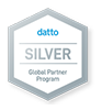Datto Silver Global Partner Program Logo